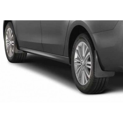 Set of rear mud flaps Citroën C-Elysée