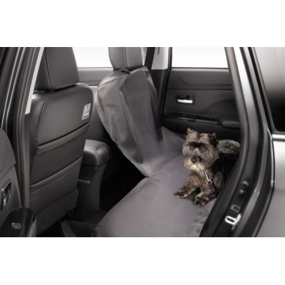 Cover for rear bench seat