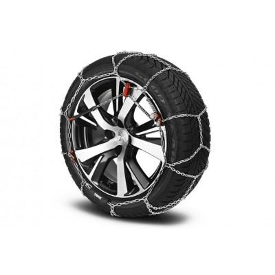 Set of snow chains with cross pieces THULE CD-9 090