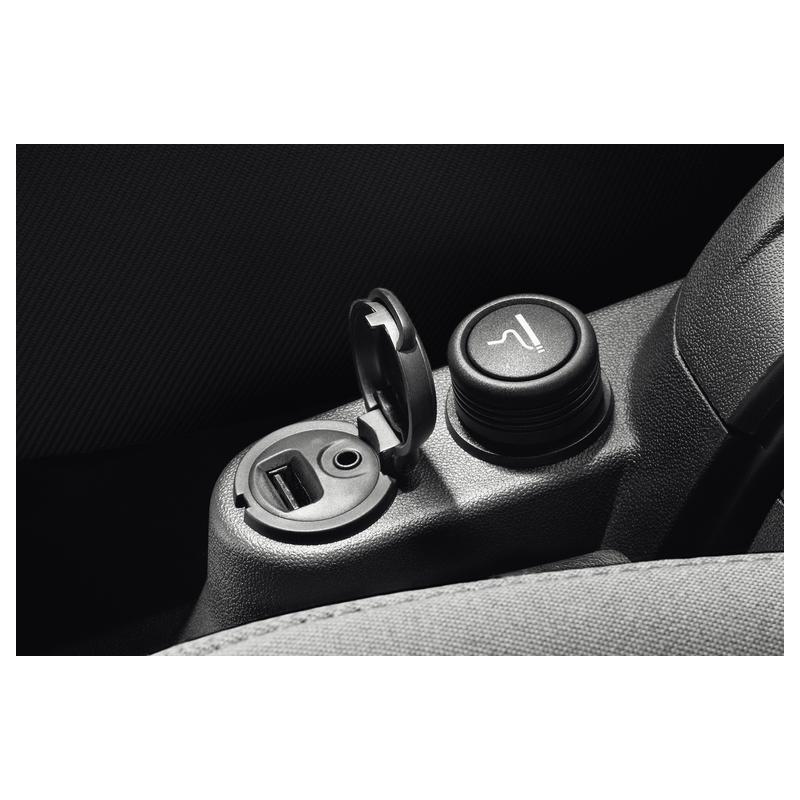 Cigarette lighter Peugeot, Citroën