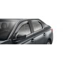 Serie di 2 deflettori dell'aria delle porte anteriori Peugeot 301, Citroën C-Elysée