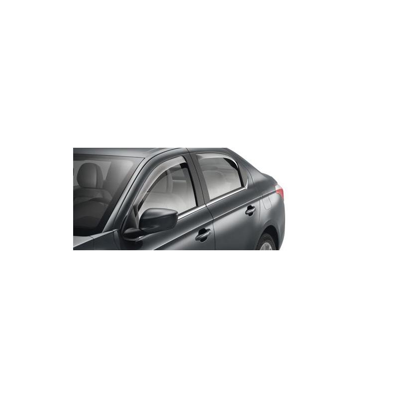 Sada 2 deflektorů pro přední dveře Peugeot 301, Citroën C-Elysée