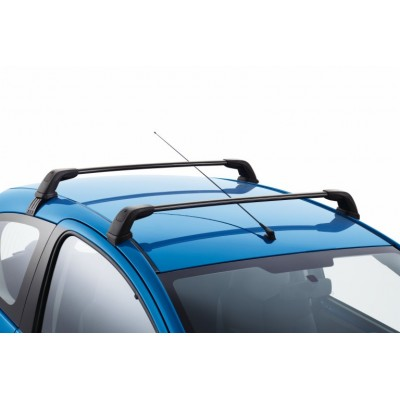 Set of 2 transverse roof bars Citroën C1 5 Door