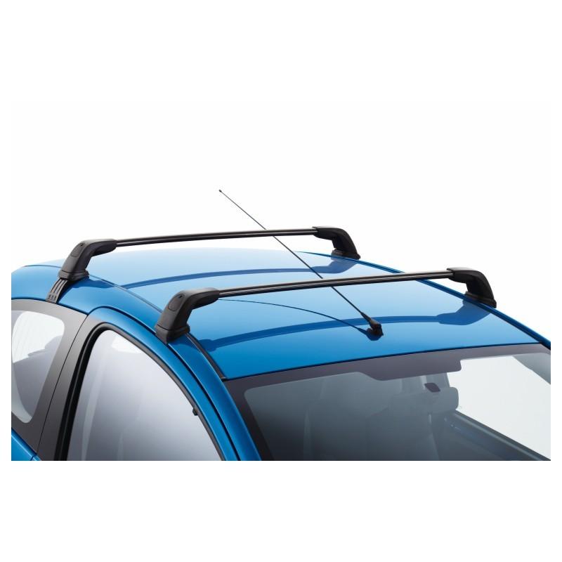 Serie di 2 barre del tetto trasversali Citroën C1 5 Porte
