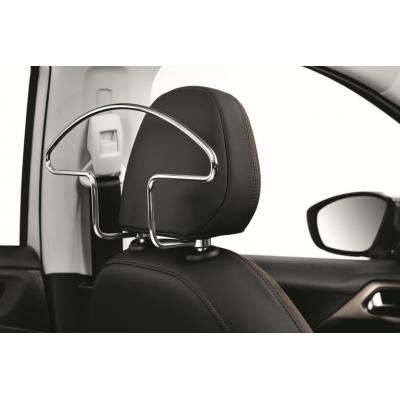 Appendiabiti fissato sull'appoggiatesta Citroën C5