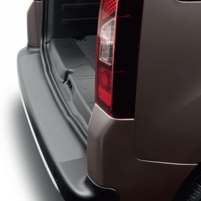 Protector de umbral de maletero film transparente Citroën Berlingo (Multispace) B9