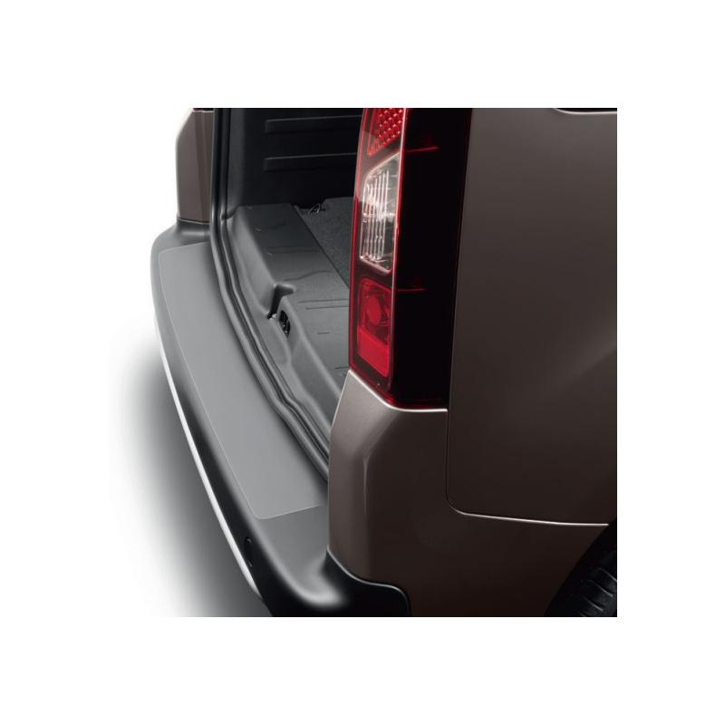 Boot sill protector transparent film Citroën Berlingo (Multispace) B9