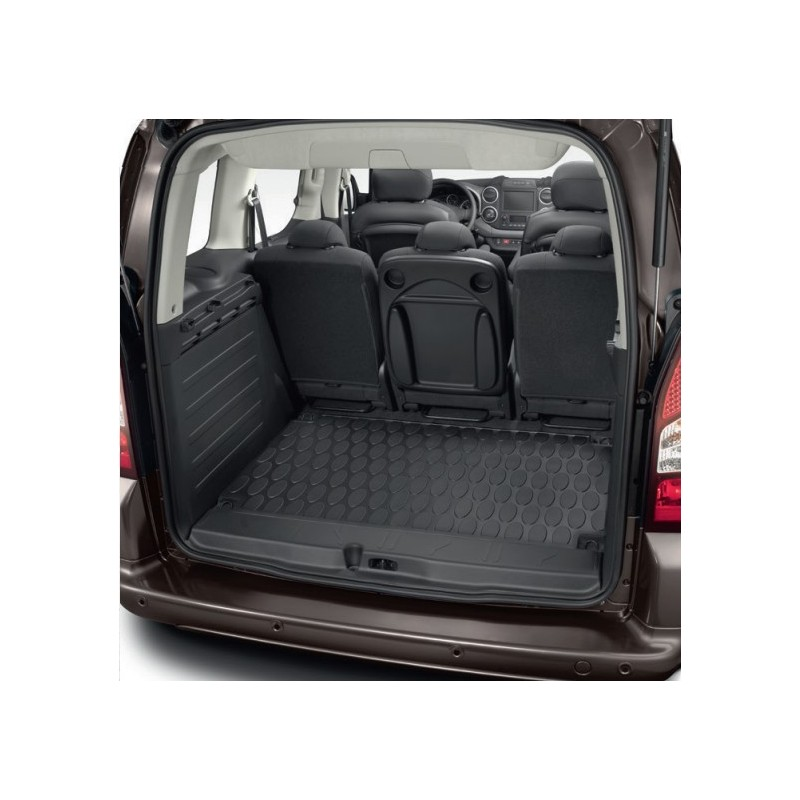 Luggage compartment mat rubber Citroën Berlingo Multispace (B9)