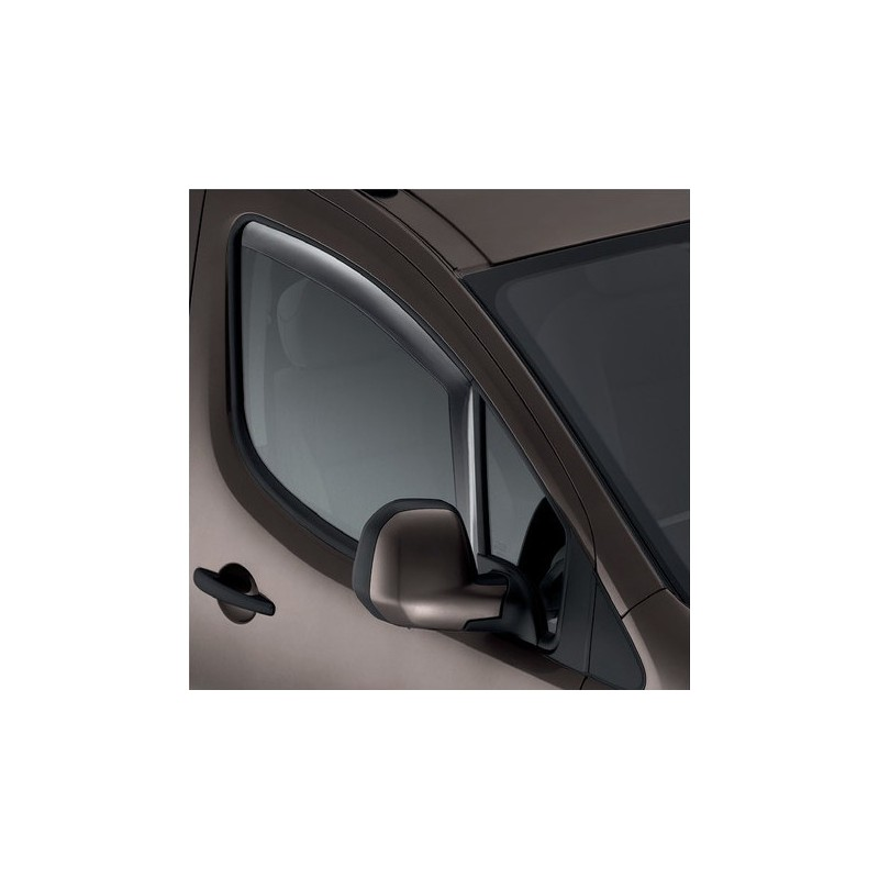 Set of 2 air deflectors Citroën Berlingo (Multispace) B9