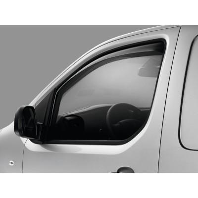Serie di 2 deflettori dell'aria Citroën - SpaceTourer, Jumpy (K0), Opel - Zafira Life, Vivaro (K0)