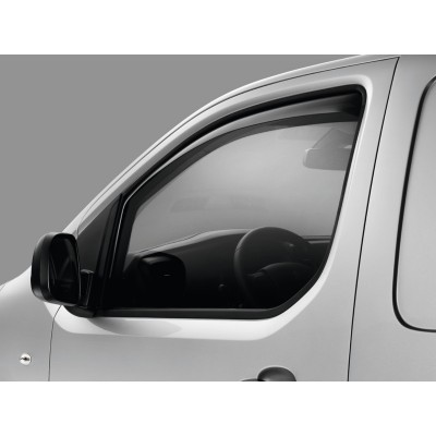 Set of 2 air deflectors Citroën - SpaceTourer, Jumpy (K0), Opel - Zafira Life, Vivaro (K0)