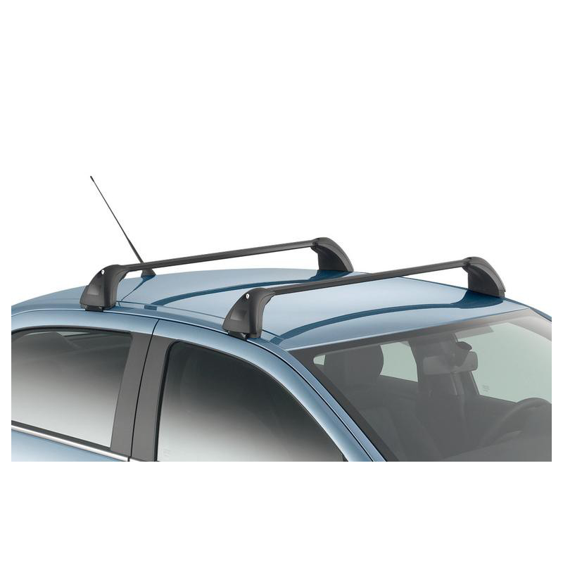 Set of 2 transverse roof bars Citroën C-Elysée