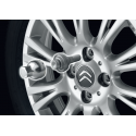Bezpečnostné skrutky Citroën, DS Automobiles pre alu kola