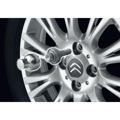 Tornillos antirrobo para llantas de aleación Citroën, DS Automobiles