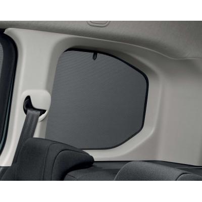 Sluneční clony pro zadní boční okna Peugeot Rifter, Citroën Berlingo (K9), verze L2