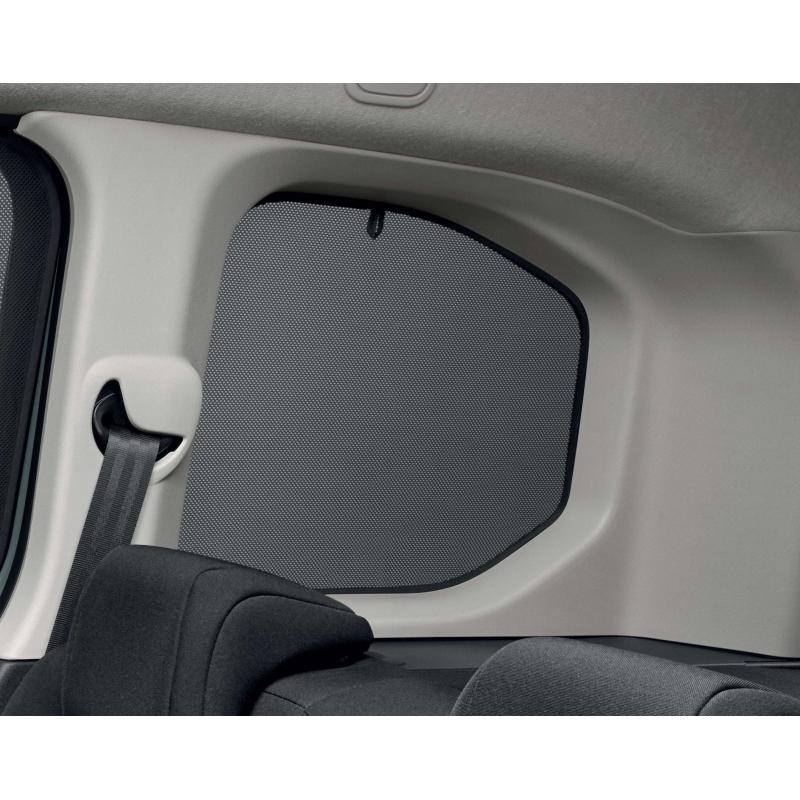 Slnečné clony pre zadné bočné okná Peugeot Rifter, Citroën Berlingo (K9), verzia L2