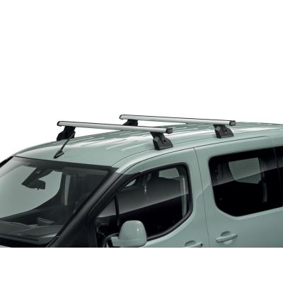 Set of 2 transverse roof bars Citroën Berlingo (K9), Opel Combo (K9), Peugeot Rifter (K9)