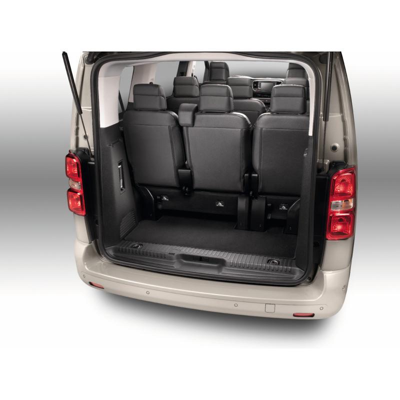Koberec do zavazadlového prostoru Peugeot Traveller, Citroën SpaceTourer