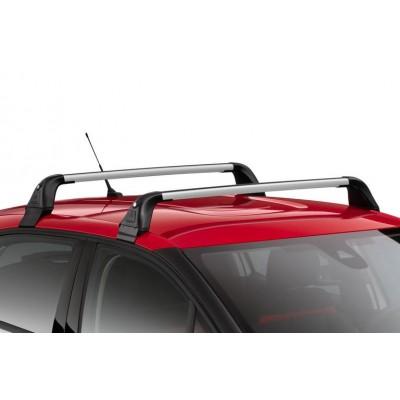 Set of 2 transverse roof bars Citroën C3