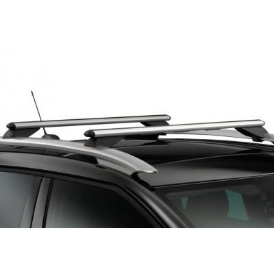 Serie di 2 barre del tetto trasversali Citroën C3 Aircross - con barre