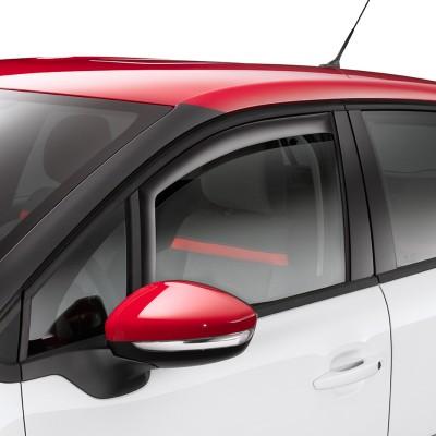 Juego de 2 deflectores de aire Citroën C3
