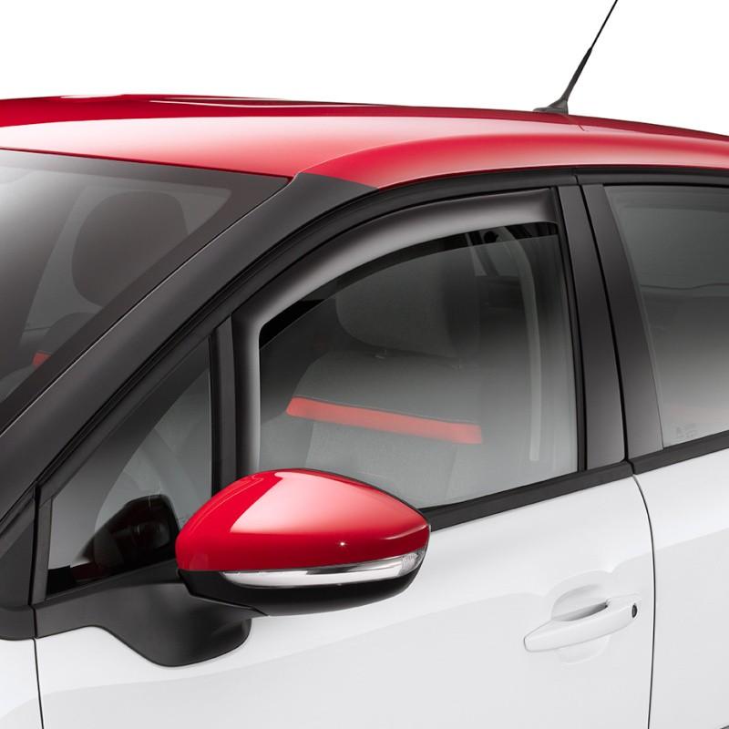 Set of 2 air deflectors Citroën C3
