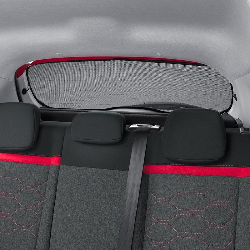 Sunblind for rear screen glass Citroën C3