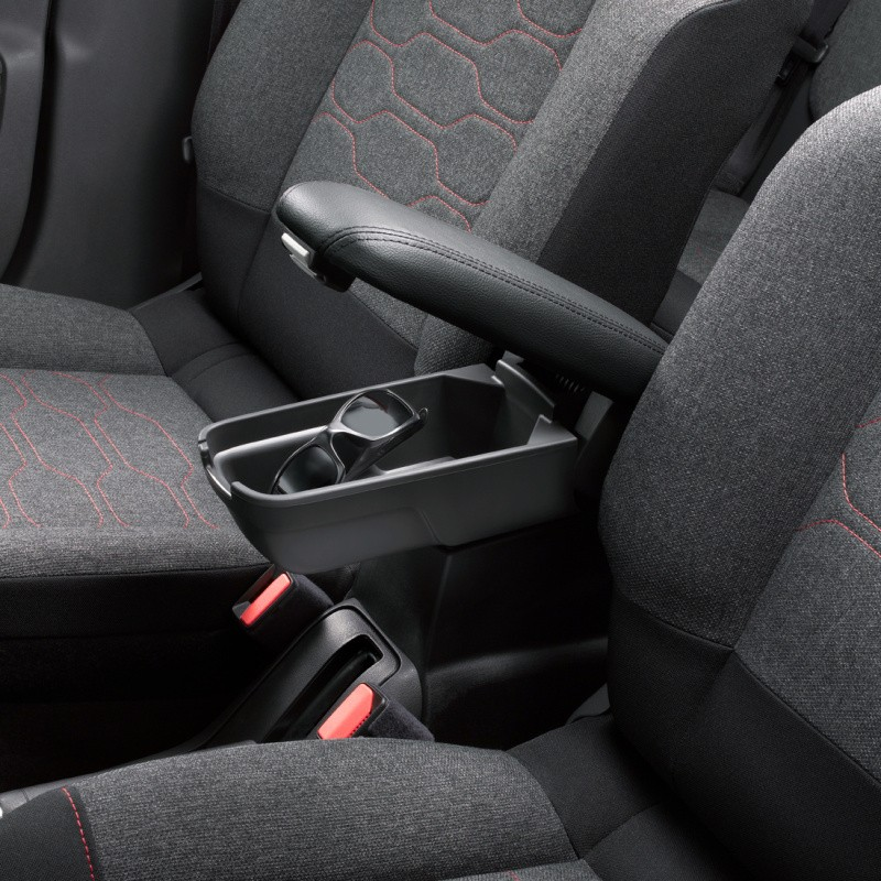 Středová loketní opěrka Citroën C3