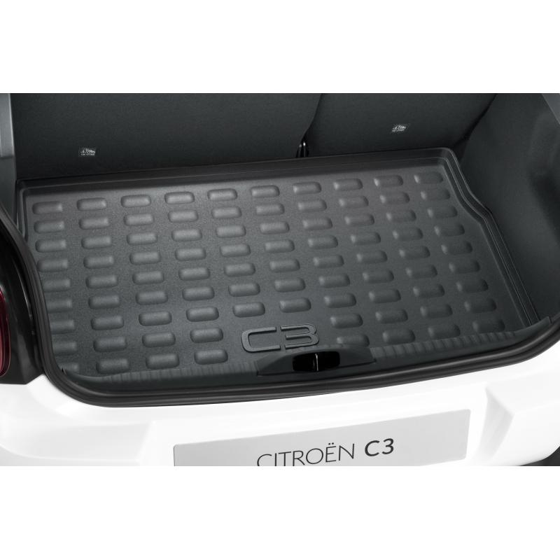 Vana do zavazadlového prostoru Citroën C3