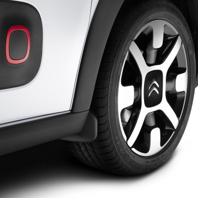 Juego de faldillas delanteras Citroën C3