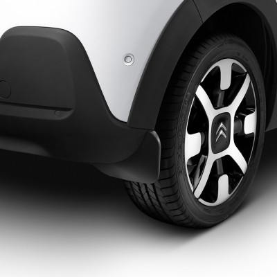Set of rear mud flaps Citroën C3