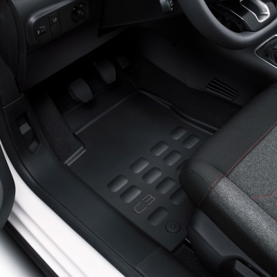 Serie di tappetini in gomma Citroën C3