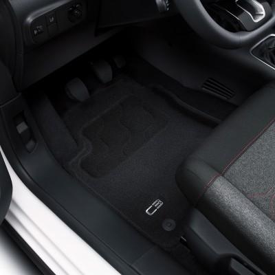 Serie di tappetini sagomati Citroën C3