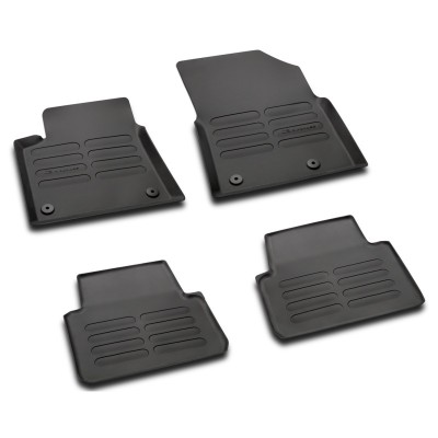 Set of rubber floor mats Citroën C3 Aircross