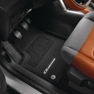 Serie di tappetini sagomati Citroën C3 Aircross