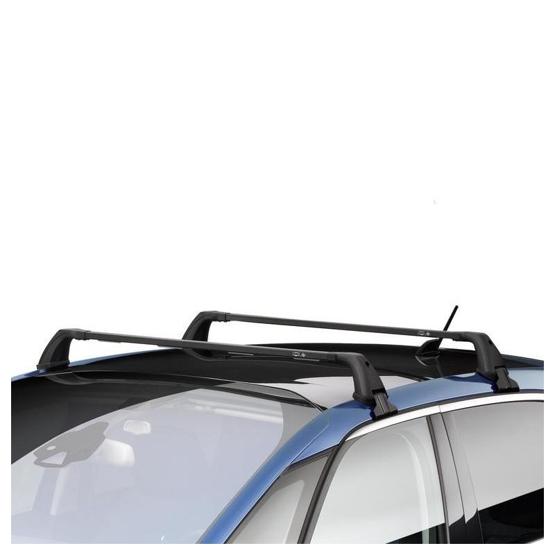 Set of 2 transverse roof bars Citroën C4 SpaceTourer