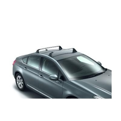 Set of 2 transverse roof bars Citroën C5 (X7)