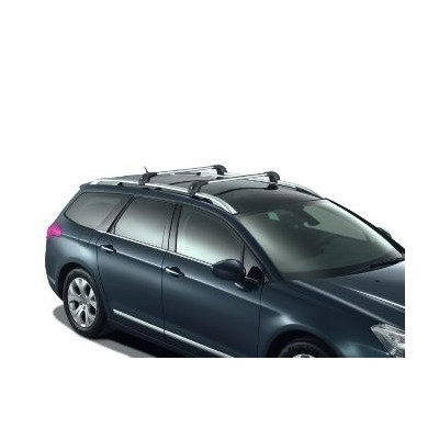 Set of 2 transverse roof bars Citroën C5 Tourer (X7)