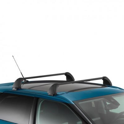 Serie di 2 barre del tetto trasversali Citroën C4 Cactus