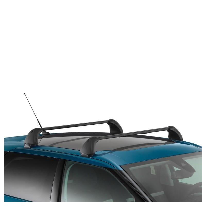 Juego de 2 barras de techo transversales Citroën C4 Cactus