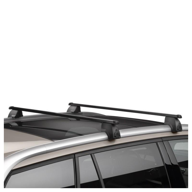 Střešní nosiče Citroën Grand C4 SpaceTourer - s tyčemi
