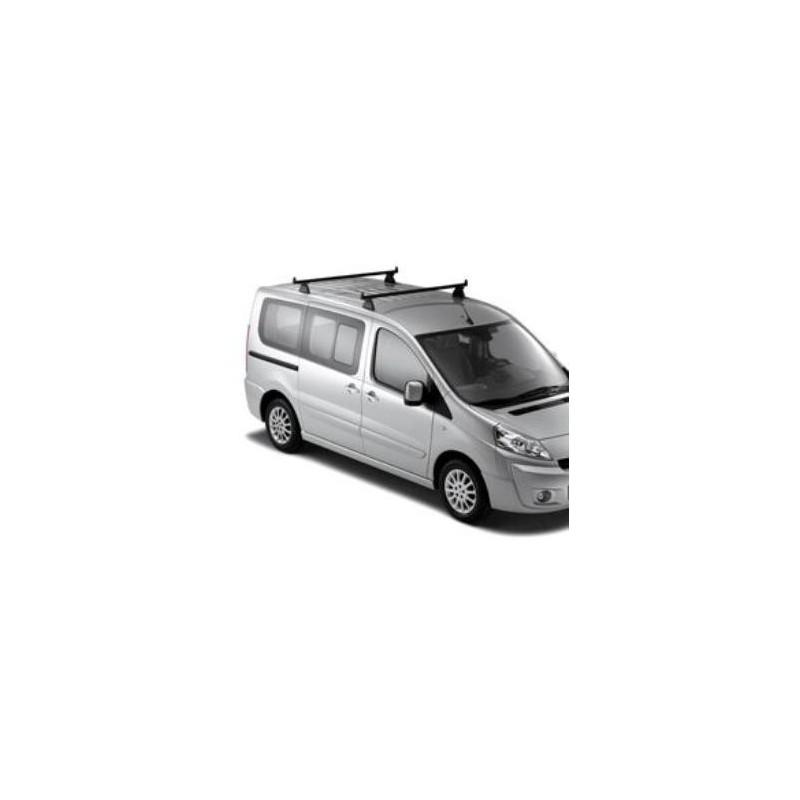 Barra de techo transversale Citroën Jumpy III (Kombi)