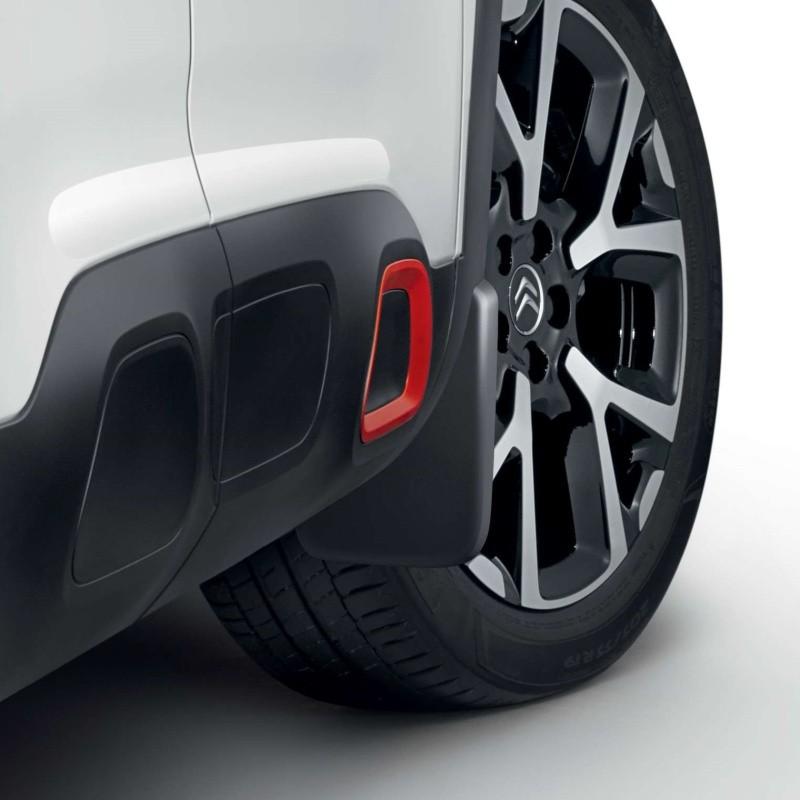Set of front mudflaps Citroën C5 Aircross
