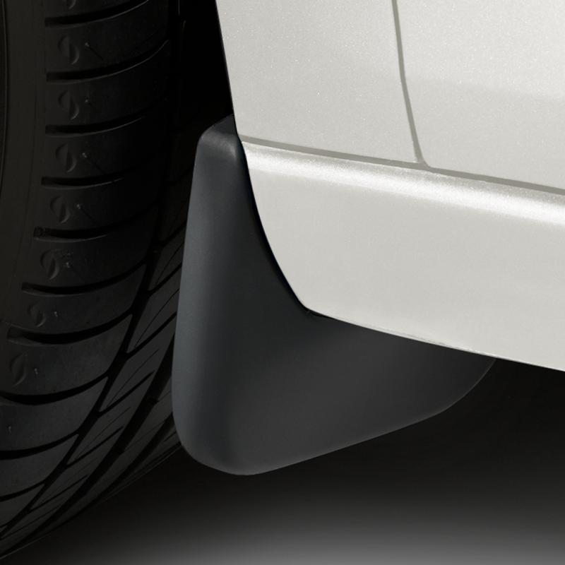 Set of front mudflaps Citroën C4 (B7)