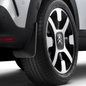 Set of rear mud flaps Citroën C4 Cactus