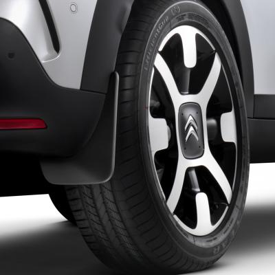 Serie di paraspruzzi posteriori Citroën C4 Cactus