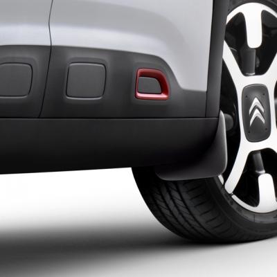 Serie di paraspruzzi anteriori Citroën C4 Cactus