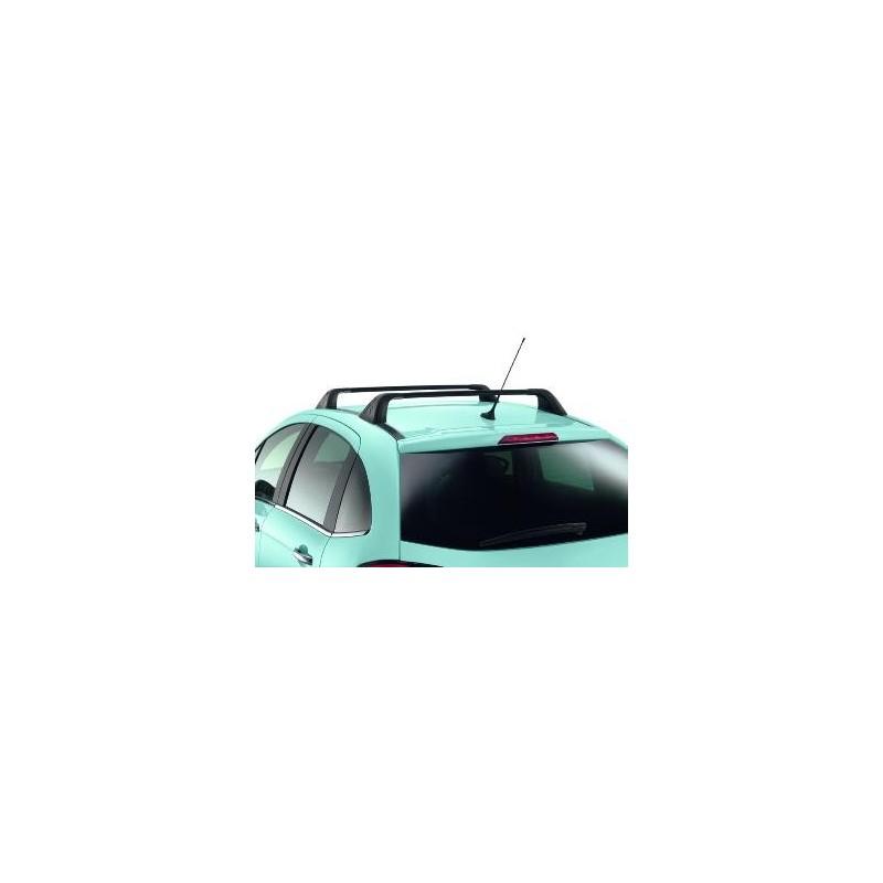 Střešní lišty Citroën C3 - bez čelního skla ZENITH