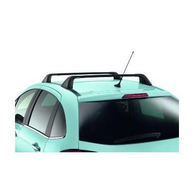 Satz mit 2 Dachquerträgern Citroën C3 - ohne ZENITH Frontscheibe
