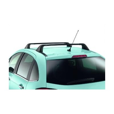 Set of 2 transverse roof bars Citroën C3 (A51) - without ZENITH windscreen